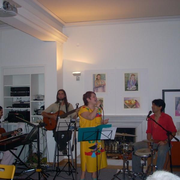 ΜΕΞΙΚΑΝΙΚΗ ΒΡΑΔΙΑ - ΑΝΟΙΞΗ 2011