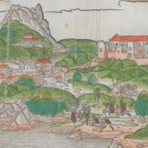 ΝΕΟ (ΕΚΤΟΣ ΠΡΟΓΡΑΜΜΑΤΟΣ)! ΞΕΝΑΓΗΣΗ ΣΤΗΝ ΕΚΘΕΣΗ: ΤΑΞΙΔΙΑ ΣΤΗΝ ΕΛΛΑΔΑ (15ος-19ος αιώνας) ΣΥΛΛΟΓΗ ΕΥΣΤΑΘΙΟΥ ΦΙΝΟΠΟΥΛΟΥ - ΜΟΥΣΕΙΟ ΜΠΕΝΑΚΗ